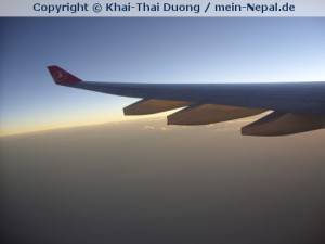 """""""Willkommen in New Delhi?!?!"""" - Was passiert eigentlich, wenn der Flieger nicht in Kathmandu landen kann?"""