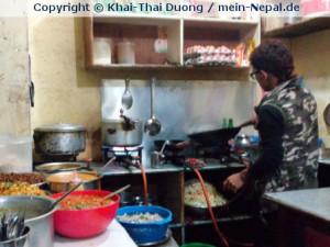"""""""Du bist, was du isst"""" - Nepal bietet so viele verschiedene Speisen. Warum muss es denn immer Pizza und Burger sein?!"""