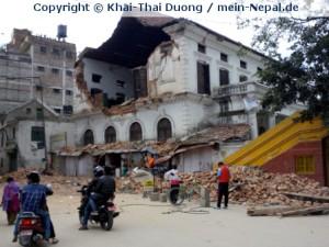 """""""Als in Nepal die Erde bebte…."""" - Mein ausführlicher Erfahrungsbericht vom verheerenden Erdbeben am 25.04.2015"""