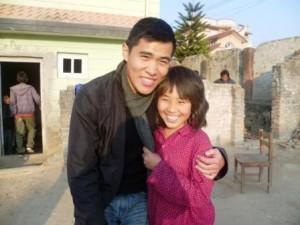 Mein Name ist Khai-Thai und ich schreibe in diesem Nepal Blog.
