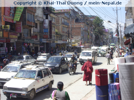 Nepal XI – Tag 1 – Staubsauger